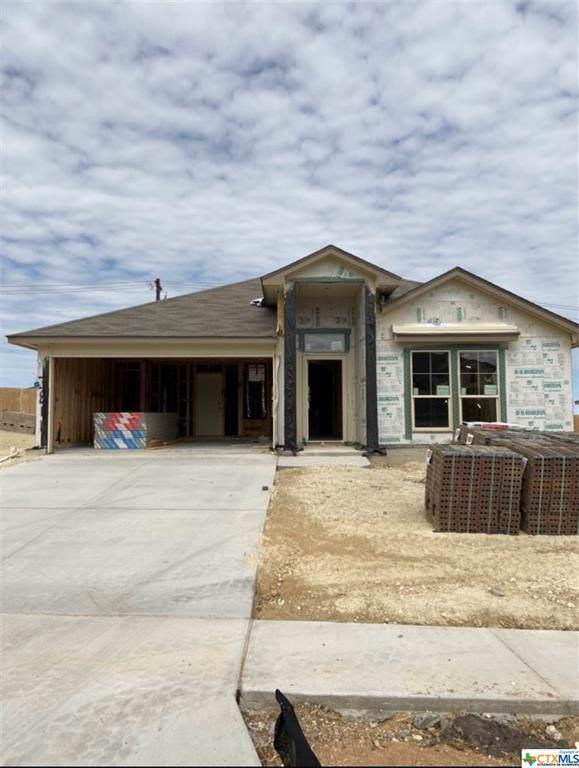3811 Brunswick Drive, Killeen, TX 76549 (MLS #392467) :: The Myles Group