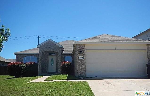 4110 Snowy River Drive, Killeen, TX 76549 (MLS #392639) :: RE/MAX Land & Homes