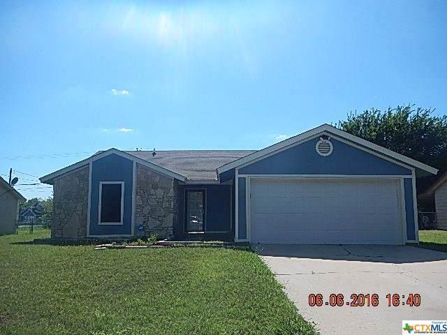 2113 Lazy Ridge Drive, Killeen, TX 76543 (MLS #392676) :: Isbell Realtors