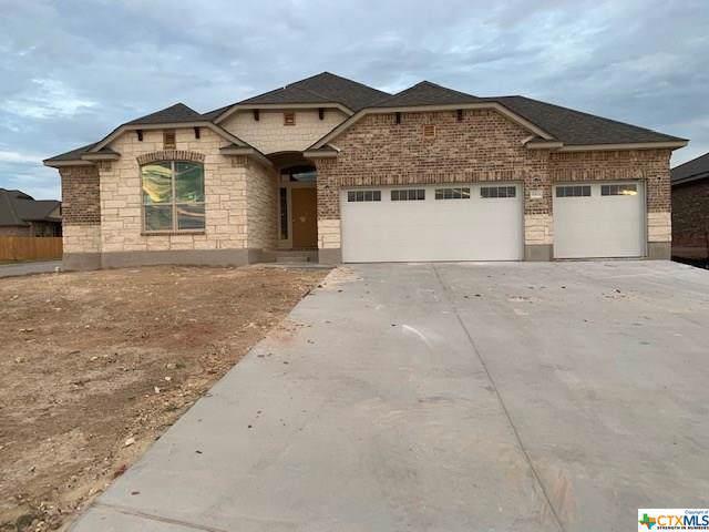 5501 Othello Drive, Belton, TX 76513 (MLS #392722) :: Vista Real Estate