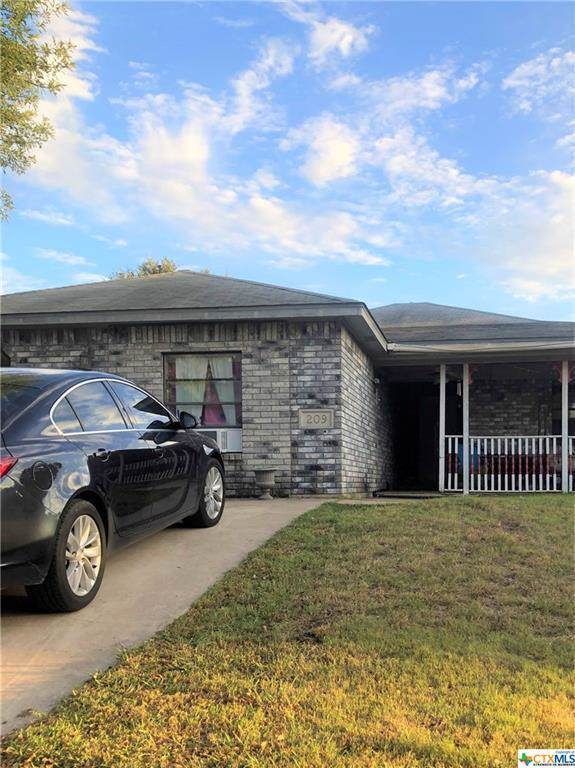 209 Paula Street, Copperas Cove, TX 76522 (MLS #392851) :: Marilyn Joyce | All City Real Estate Ltd.