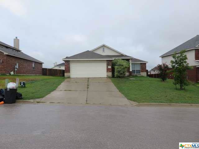 210 Crowfoot Drive, Harker Heights, TX 76548 (MLS #392899) :: Isbell Realtors