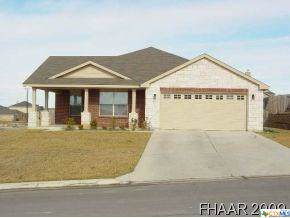 201 Crowfoot Drive, Harker Heights, TX 76548 (MLS #392914) :: Isbell Realtors
