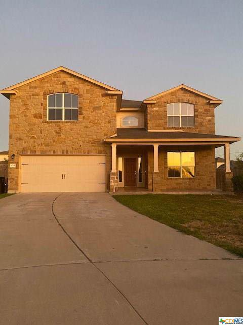 4708 Bayer Hollow Drive, Killeen, TX 76549 (MLS #393163) :: Erin Caraway Group