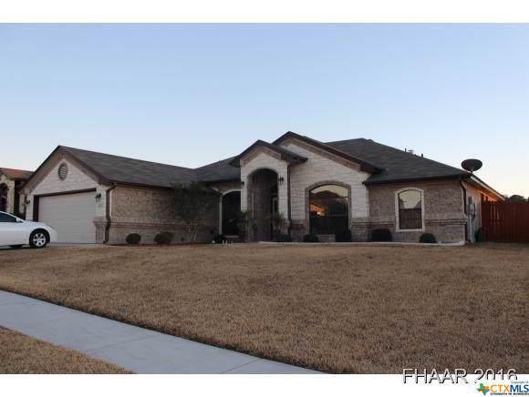 2708 Legacy Lane, Killeen, TX 76549 (MLS #393164) :: Erin Caraway Group