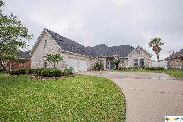 103 Park View Drive, Victoria, TX 77904 (MLS #393557) :: RE/MAX Land & Homes