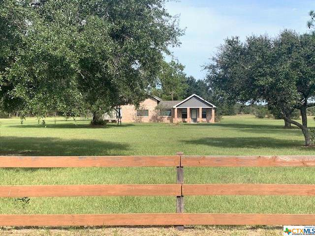 87 Meadowlane Drive, Yoakum, TX 77995 (MLS #394019) :: The Zaplac Group