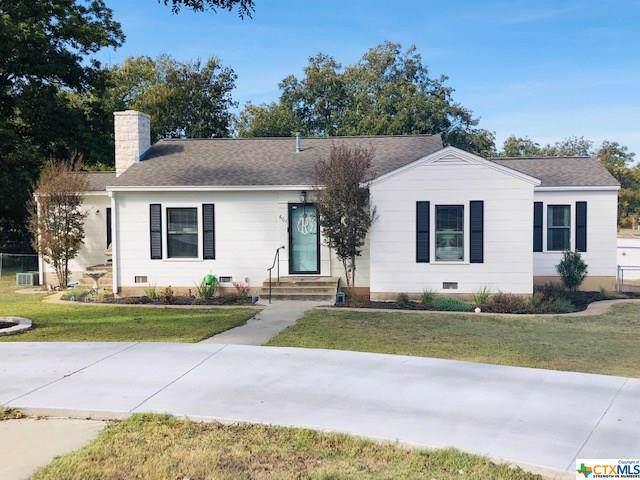 601 W 3rd Street, Lampasas, TX 76550 (MLS #394025) :: The Real Estate Home Team