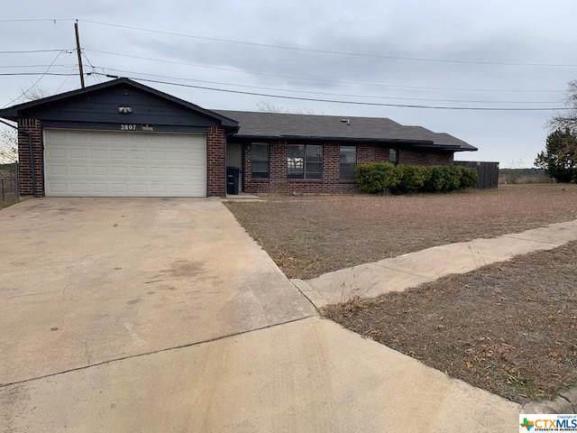 2807 Schwald Road, Killeen, TX 76543 (MLS #394426) :: Brautigan Realty