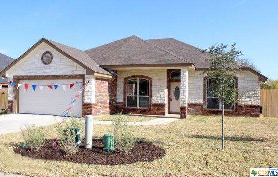 1417 Loblolly Drive, Harker Heights, TX 76548 (MLS #394529) :: The Graham Team