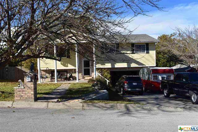 1505 W Avenue B, Lampasas, TX 76550 (MLS #395772) :: The Real Estate Home Team