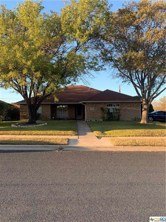 4807 Frontier Trail, Killeen, TX 76542 (MLS #395952) :: The i35 Group