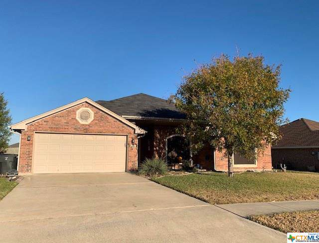 4806 Cinnabar Way, Killeen, TX 76542 (MLS #395964) :: Berkshire Hathaway HomeServices Don Johnson, REALTORS®