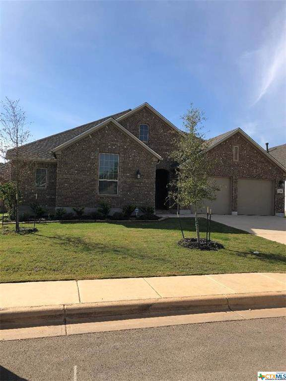 1116 Carriage Loop, New Braunfels, TX 78132 (#395968) :: Realty Executives - Town & Country