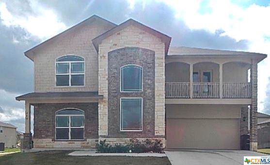408 W Vega Lane, Killeen, TX 76542 (MLS #396094) :: The Real Estate Home Team