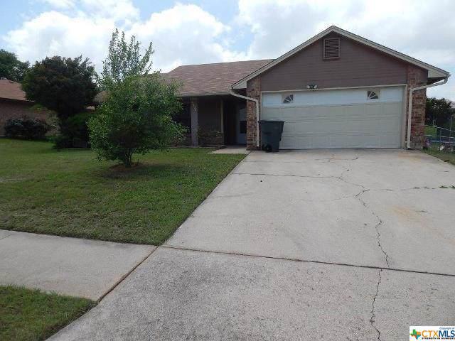 3201 Paintrock Drive, Killeen, TX 76549 (MLS #396642) :: Kopecky Group at RE/MAX Land & Homes