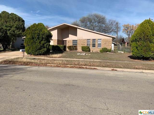 109 Margarita Drive, Killeen, TX 76542 (MLS #397125) :: Marilyn Joyce | All City Real Estate Ltd.