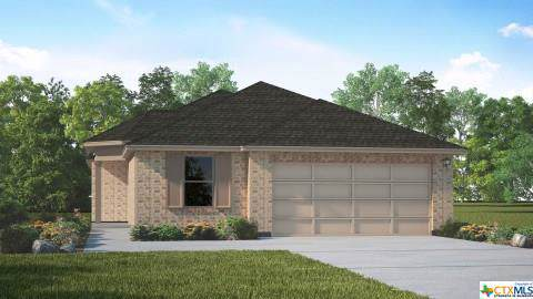 527 Willow Valley Street, New Braunfels, TX 78130 (MLS #397133) :: The Real Estate Home Team