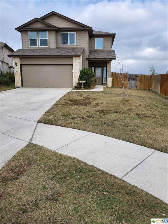 4013 Monterrey Oaks, San Marcos, TX 78666 (MLS #397145) :: Kopecky Group at RE/MAX Land & Homes