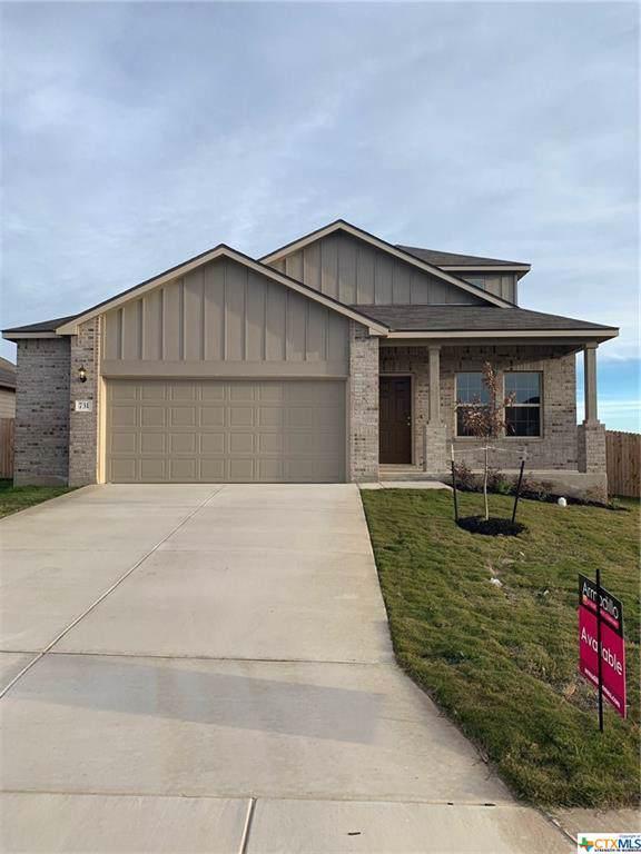 731 Rusty Gate, New Braunfels, TX 78130 (MLS #397658) :: Berkshire Hathaway HomeServices Don Johnson, REALTORS®