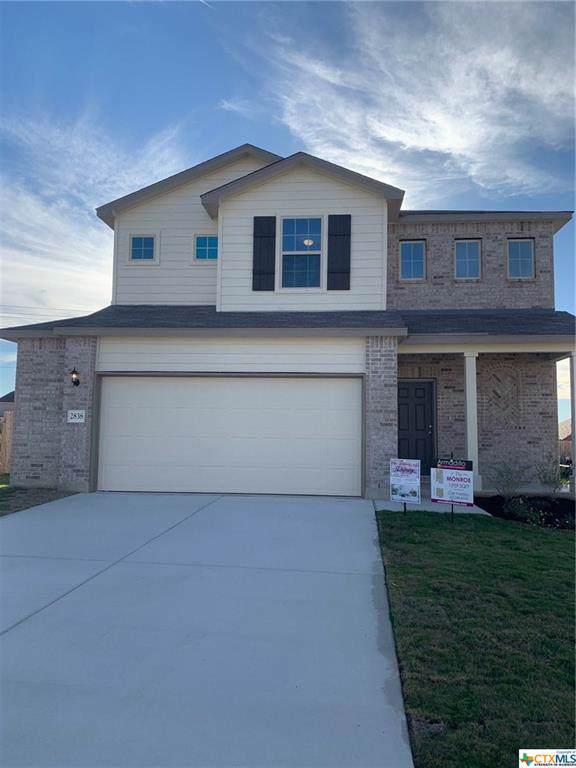 2838 Silo Turn, New Braunfels, TX 78130 (MLS #397668) :: Berkshire Hathaway HomeServices Don Johnson, REALTORS®