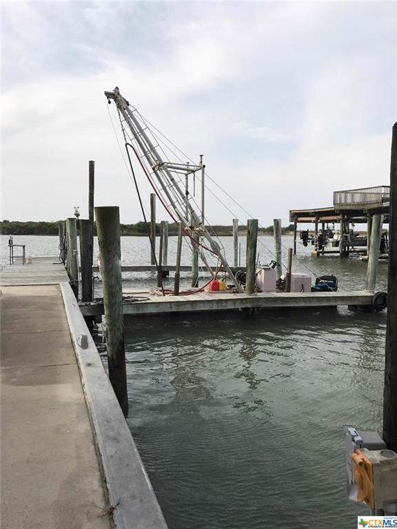 Boat Stall 34 Stella, Port O'Connor, TX 77982 (MLS #398273) :: The Zaplac Group