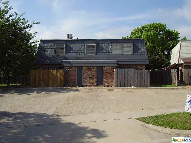 2300 Wales Circle #4, Killeen, TX 76549 (MLS #399592) :: The Real Estate Home Team