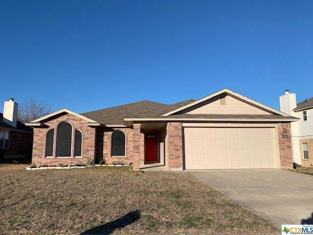 3709 Basset Drive, Killeen, TX 76543 (#399733) :: First Texas Brokerage Company