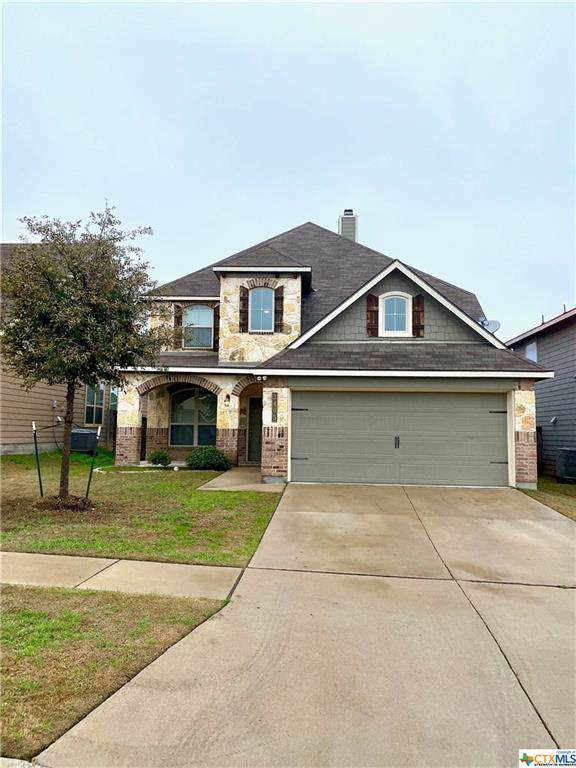 3405 Greyfriar Drive, Killeen, TX 76542 (MLS #399875) :: The i35 Group