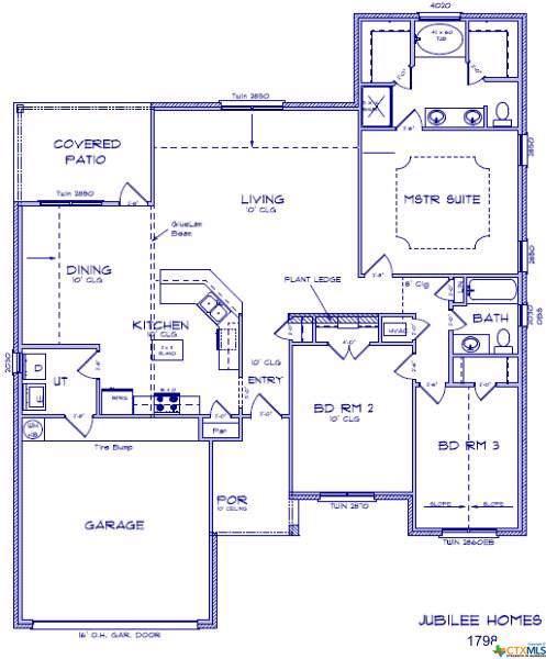6101 Cactus Flower Lane, Killeen, TX 76549 (MLS #399982) :: Vista Real Estate