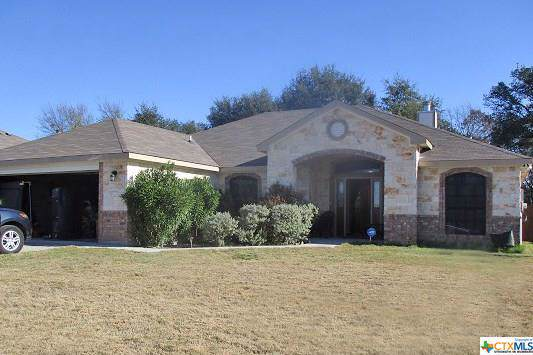 9604 Taylor Renee Drive, Killeen, TX 76542 (MLS #399989) :: Vista Real Estate