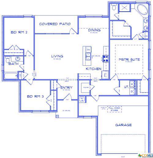 100 Pointer Street, Nolanville, TX 76559 (MLS #399994) :: Vista Real Estate