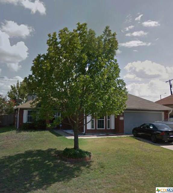 2209 Creek Drive, Harker Heights, TX 76548 (MLS #400194) :: Vista Real Estate