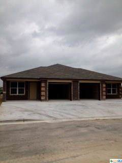 2501 Cody Poe Road, Killeen, TX 76549 (MLS #400203) :: Vista Real Estate