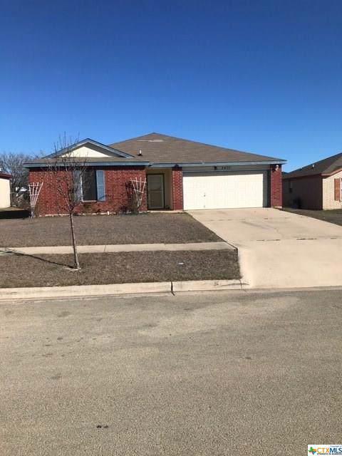 3407 Viewcrest Drive, Killeen, TX 76549 (MLS #400545) :: Isbell Realtors