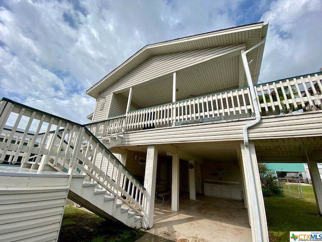 208 Maple Street, Port O'Connor, TX 77982 (MLS #400790) :: The Zaplac Group