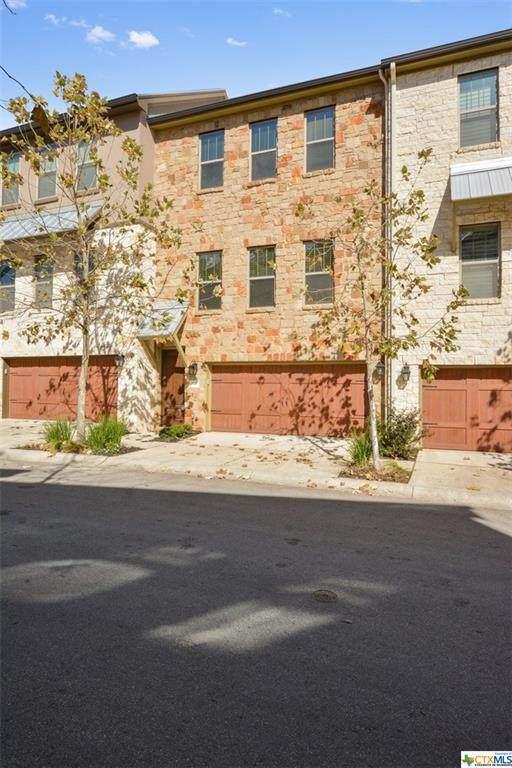 1141 Highknoll Lane, Georgetown, TX 78628 (MLS #401314) :: Brautigan Realty