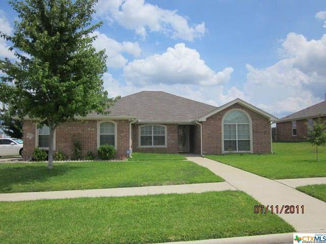 5014 Fawn Drive, Killeen, TX 76542 (MLS #402436) :: The i35 Group