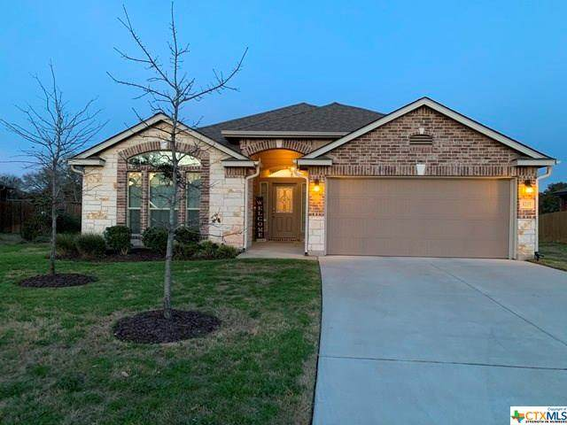 5201 Cicero Drive, Belton, TX 76513 (MLS #402453) :: The Myles Group