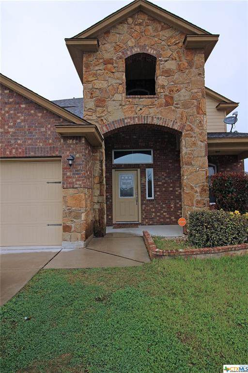 205 Lottie Lane, Harker Heights, TX 76548 (MLS #402718) :: Isbell Realtors