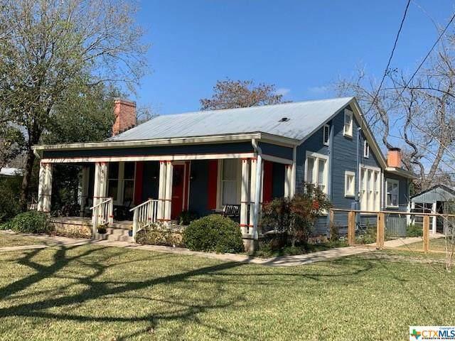 966 Bismark Street, Seguin, TX 78155 (MLS #402887) :: HergGroup San Antonio