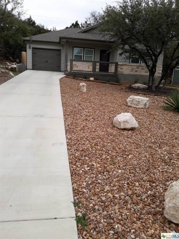 844 Canyon Trace, Canyon Lake, TX 78133 (MLS #403066) :: Berkshire Hathaway HomeServices Don Johnson, REALTORS®