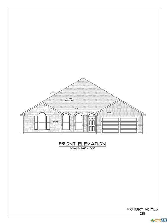 3322 James Ridge Drive, Belton, TX 76513 (MLS #403225) :: Brautigan Realty