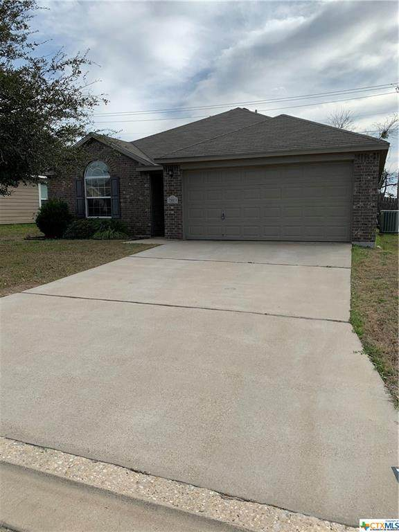 7923 Redbrush, Temple, TX 76502 (MLS #403240) :: The i35 Group
