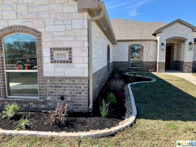 8306 Spring Creek Loop, Salado, TX 76571 (MLS #403247) :: Brautigan Realty
