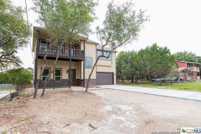 1584 Lakeview Drive, Canyon Lake, TX 78133 (MLS #405006) :: Carter Fine Homes - Keller Williams Heritage