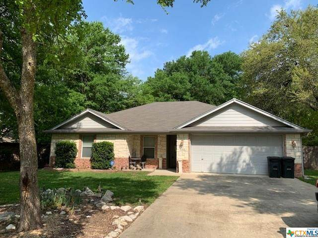 464 County Road, Belton, TX 76513 (MLS #405967) :: The i35 Group