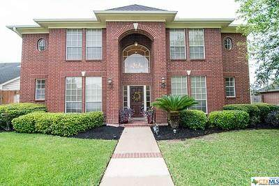 109 Wildrose Drive, Victoria, TX 77904 (MLS #406063) :: Kopecky Group at RE/MAX Land & Homes