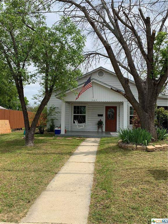 507 Georgetown Road, Lampasas, TX 76550 (MLS #406073) :: The i35 Group