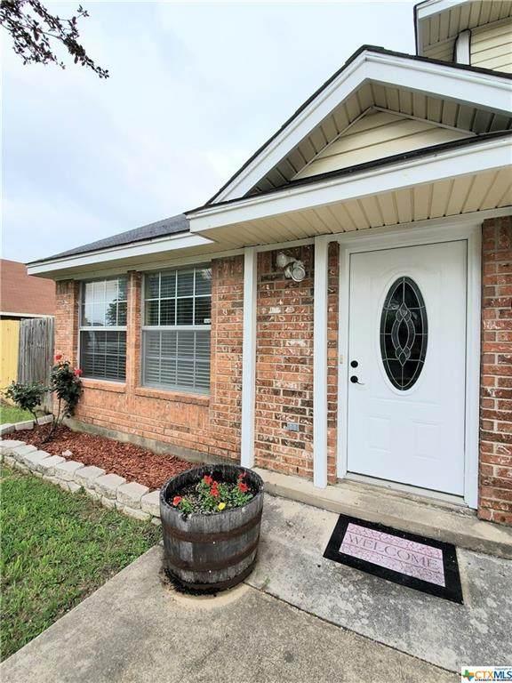 2706 Mirage Drive, Killeen, TX 76549 (MLS #406640) :: Kopecky Group at RE/MAX Land & Homes